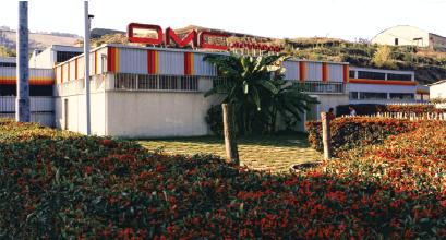 Stabilimento O.M.C. di Candidori - Guidovie